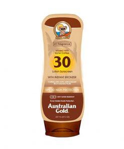 austroalian gold sun bronzer spf 30